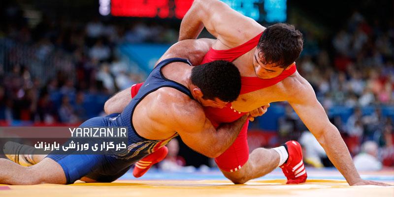 جام جهانی کشتی کرمانشاه
