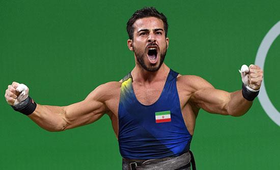 قهرمان کرمانشاهی در المپیک