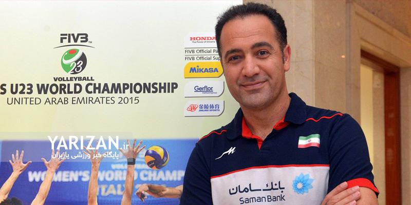 پیمان اکبری مربی کرمانشاهی تیم ملی والیبال ایران به عنوان سرمربی جدید سایپا در فصل پیش رو انتخاب