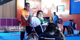 سیامند رحمانورزشکار اشنویه ای یکی از سه نماینده دسته به علاوه 107 کیلوگرم پاراوزنه برداری ایران موفق به کسب مدال طلا بازی های پارآسیایی 2018 اندونزی شد.