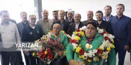سیامند رحمان در بدو ورود به فرودگاه ارومیه و استقبال از سوی مسئولین استانی، از رکوردزنی در پاراامپیک 2020 توکیو خبرداد.
