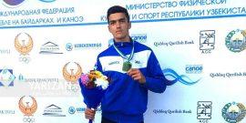 زانا ساعدی کانو سوار سنندجی توانست پس از نمایندگان قزاقستان و ازبکستان نشان برنز رشته کانو چهارنفره 500 متر مردان را کسب کند.