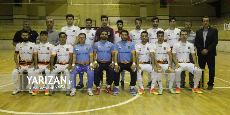 نمایندگان ایلام، کرمانشاه، ارومیه و سقز مسابقات خود را در رقابتهای لیگ دسته دوم فوتسال باشگاههای ایران از فردا جمعه ۱۱ آبان ماه آغاز میکنند.