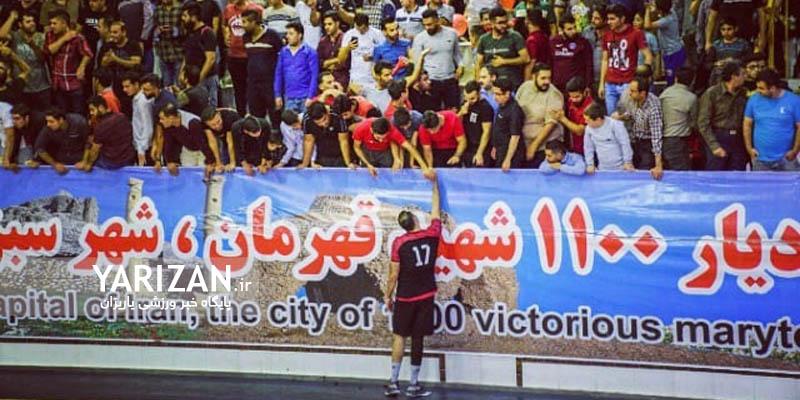 هفته چهارم از رقابتهای لیگ برتر هندبال مردان ایران با وجود حذف یک تیم از گردونه مسابقات بدون تغییر رتبه بندی تیم ها و صدرنشینی هندبال اسلام آباد برگزار شد
