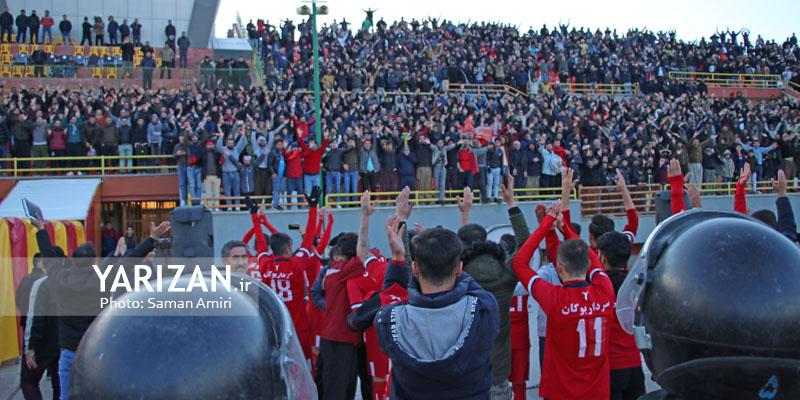 هفته نوزدهم مسابقات لیگ دسته دوم فوتبال باشگاه های کشور با برگزاری دیدارهای در شهرهای مختلف و انجام حساس ترین دیدار بین تیم های سردار بوکان و آوالان کامیاران و اخراج حمید امامی به پایان رسید.