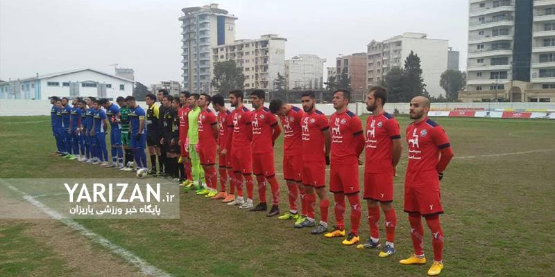 جدول لیگ دسته دوم فوتبال بعثت کرمانشاه