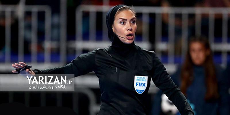 گلاره ناظمی بانوی داور کرمانشاهی و بینالمللی فوتسال ایران، قضاوت دیدار نیمهنهایی مسابقات جام ملتهای اروپا را بر عهده دارد.