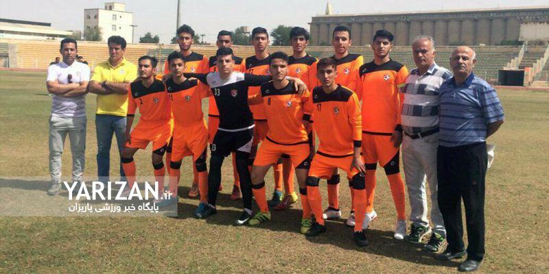 آکادمی ذوالفقارنسب سنندج با کسب نتایج لازم سهمیه مرحله نهایی مسابقات فوتبال مناطق را بدست آورد.