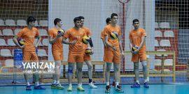 اردوی آماده سازی تیم ملی والیبال نوجوانان پسر ایران با حضور ورزشکارانی از استان آذربایجان غربی آغاز شد.