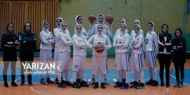 خانه بسكتبال كردستان با شکست بارمان مشهد در بازی سوم قهرمان لیگ دسته یک بسکتبال بانوان شد.