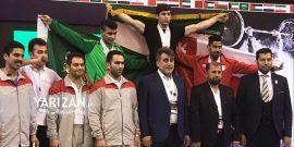 علیرضا کاردانیان وزنه بردار قروه ای در رقابت های وزنه برداری قهرمانی باشگاه های غرب آسیا با کسب قهرمانی دو رده سنی جوانان و بزرگسالان به کار خود پایان داد.