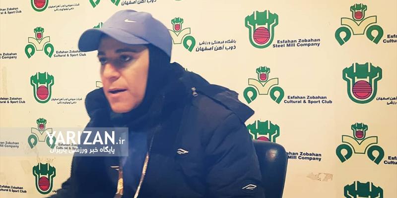 بیان محمودی مربی جوانرودی تیم فوتبال ذوب آهن اصفهان به توبیخ کتبی و جریمه نقدی محکوم شد.