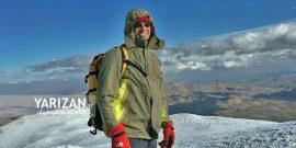 سه کوهنورد ارومیه ای دچار سانحه ریزش بهمن شدند که این حادثه منجر به فوت یکی از آنها گردید.