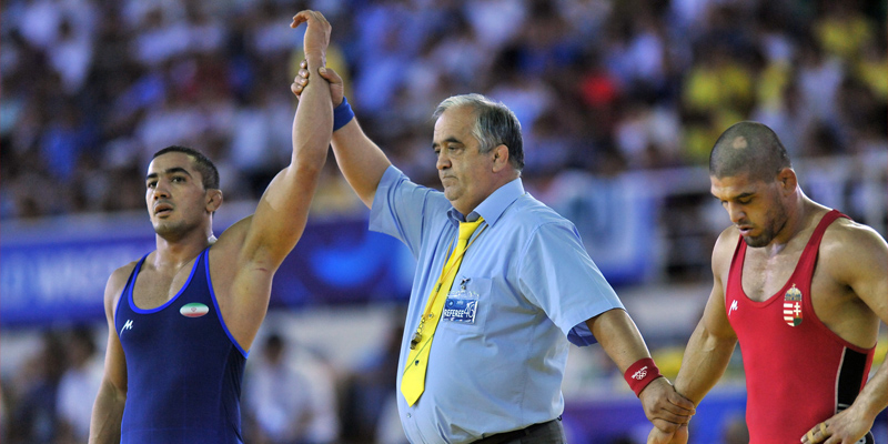 تیم ملی کشتی آزاد ایران در حالی عنوان نایب قهرمانی رقابت های جام جهانی را کسب کرد که رضا افضلی کشتی گیر کرمانشاهی نماینده وزن 74 کیلوگرم این تیم در مسابقات بود.