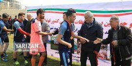تیم فوتبال هفت نفره کرمانشاه توانست جایگاه نخست رقابت های قهرمانی کشور را از آن خود کند.
