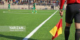 گزارش تصویری یاریزان از دیدار دو تیم موکریان مهاباد و پاس گیلان در لیگ دسته سوم فوتبال ایران