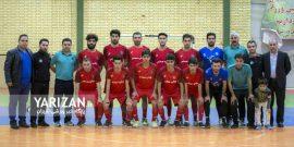 تیم فوتسال چاپ معلم سنندج یک هفته مانده به پایان رقابت های لیگ برتر استان کردستان با شکست تمامی حریفان خود قهرمان شد.