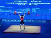 علی میری و مسعود چترایی در مسابقات قهرمانی 2019 بزرگسالان آسیا در چین نخستین مدال های کاروان وزنه برداری ایران را به ارمغان آوردند.