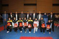 در پایان دوازدهمین دوره سوپر لیگ کاراته باشگاههای کشور برترینهای بخش بانوان با حضور شادی شریعتی و بهنوش نجفی دو بان.ی رزمی کار از سنندج و کرمانشاه معرفی شدند.