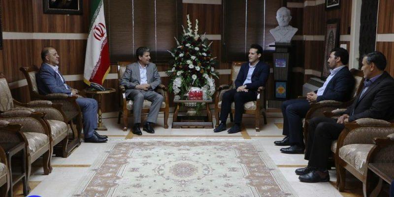 استاندار آذربایجان غربی در دیدار با رئیس فدراسیون جودو از ساخت سالن ورزشی 2000 متری جودو در ارومیه استقبال و با اختصاص اعتباری در جهت تسریع آغاز عملیات اجرایی پروژه نیز موافقت نمود.
