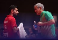 فدراسیون تنیس روی میز ایران بصورت رسمی با پیشنهاد جمیل لطف الله نسبی سرمربی کردستانی تیم ملی بزرگسالان این رشته موافقت کرد.