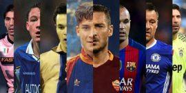 در دنیای فوتبال بازیکنانی وجود دارند که در طول دوران فوتبال خود بیش از 10 تیم عوض کردند اما برخی دیگر به وفادارترین فوتبالیستهای دنیای تبدیل شدند.