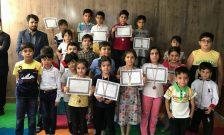 مسابقات انتخابی شطرنج رده سنی زیر ۸ و ۱۰ سال استان آذربایجان غربی برگزار شد.