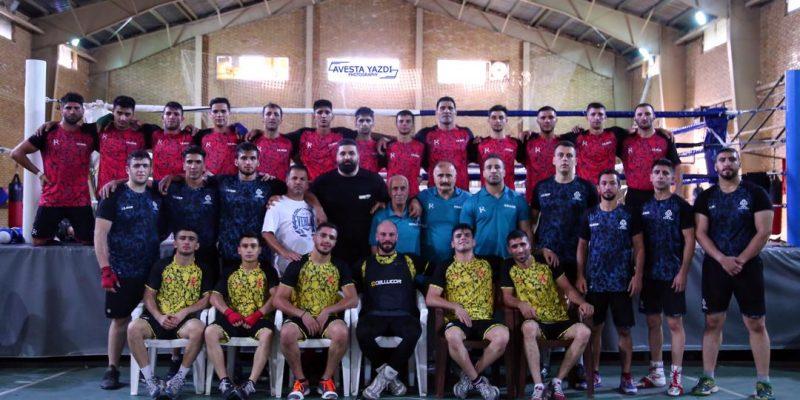 دور جدید تمرینات تیم ملی بوکس با محمد عزیزی بوکسور بوکانی از فردا پیگیری خواهد شد.