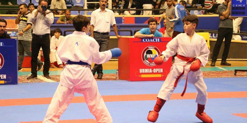 به گزارش یاریزان؛ دومین دوره المپیاد استعدادهای برتر کاراته نونهالان و نوجوانان دختر و پسر با قهرمانی تیم های ایلام و آذربایجان غربی خاتمه یافت.