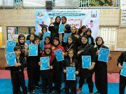 به گزارش یاریزان؛ بانوان کونگ فو کار استان آذربایجان غربی مقام سوم مسابقات کشوری کونگ فو را کسب کردند.