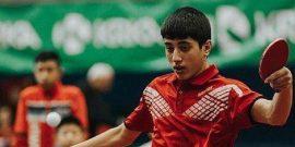 به گزارش یاریزان؛ آریا امیری ورزشکار کردستانی در رقابت های دور دوم تنیس روی میز تور ایرانی قهرمانی جوانان پسر کشور موفق شد جایگاه سوم و نشان برنز را به خود اختصاص دهد.