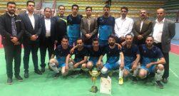 به گزارش یاریزان؛ به گزارش یاریزان؛ تیم فوتسال دهیاران بخش مرکزی مهاباد در مسابقات جام دهیاران استان آذربایجان غربی به مقام قهرمانی دست یافت.