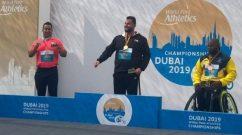 به گزارش یاریزان؛ عزت الله پرنیان رئیس هیات جانبازان و معلولین استان کرمانشاه از کسب سهمیه پارالمپیک 2020 توسط مهران نکویی مجد خبر داد.