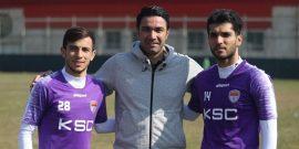 نیک نفس بازیکن تیم فوتبال فولاد خوزستان گفت: امروز اولین تمرین را با تیم انجام دادم و چیزی که متوجه شدم یکدلی بازیکنان و کادر فنی تیم بود.