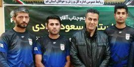 سه داور فوتبال از استان آذربایجان غربی موفق به کسب درجه ملی داوری فوتبال شدند.