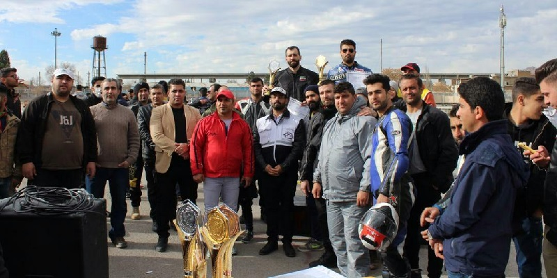 محمد جواد کرانی رییس هیات موتور سواری و اتومبیلرانی استان کرمانشاه از برگزاری مسابقات اسلالوم موتورهای سنگین قهرمانی این استان خبر داد.