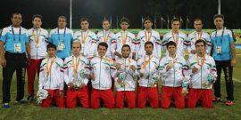 نخستین مرحله اردوی آمادگی تیم ملی فوتبال هفت نفره ایران برای کسب آمادگی رقابتهای جهانی ۲۰۲۰ ایتالیا در تهران برگزار میشود.