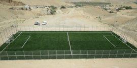 صابر رحیمی مدیرکل ورزش و جوانان استان کرمانشاه از آغاز عملیات اجرایی 11 زمین ورزشی روباز جدید در سطح روستاهای استان خبر داد.