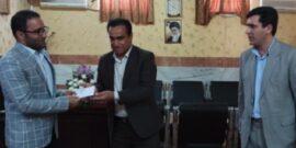 طی حکمی از سوی علی شائی مدیر کل ورزش و جوانان استان ایلام جلال رستمی بعنوان رئیس اداره ورزش و جوانان شهرستان ایلام منصوب شد.