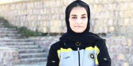 صدف آقاجانی بانوی دو و میدانی کار کردستانی در عین سادگی با کوهی از اراده و همت برای قهرمانی جهان و شکستن رکورد هفتگانه دنیا تلاش میکند.