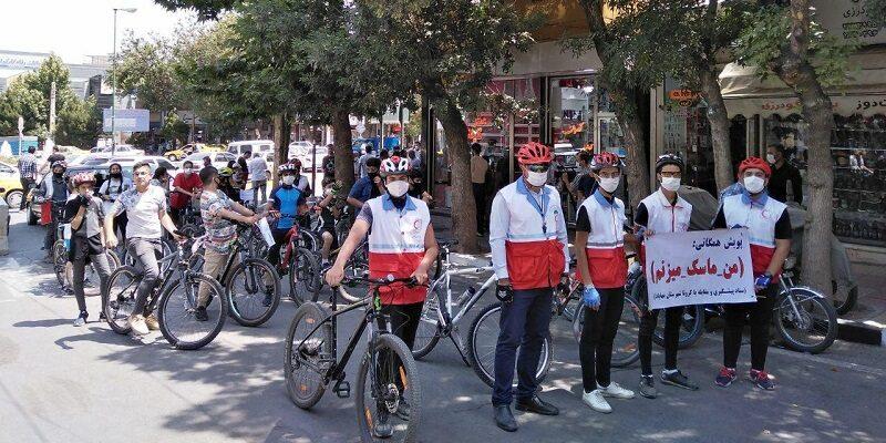 ورزشکاران با ایجاد کمپین و پویش هایی همچون « من ماسک میزنم » پس از اوج گیری شیوع ویروس کرونا در استان آذربایجان غربی در مقابله با این ویروس نقش بسزایی خواهند داشت.