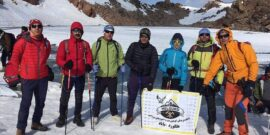 رییس هیات کوهنوردی مهاباد گفت: صبا امجدنیا نوجوان ۱۵ ساله اهل این شهرستان توانست به قله سبلان، سومین قله مرتفع ایران صعود کند.