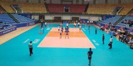 در نخستین روز تورنمنت والیبال ارومیه «جام دریاچه ارومیه»، تیمهای شهرداری ورامین و فولاد سیرجان ایرانیان برابر شهرداری و آذرباتری ارومیه به برتری دست یافتند.