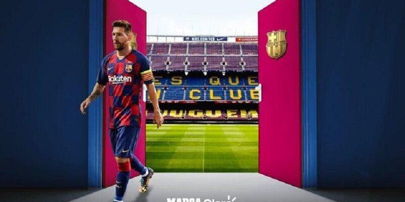 تصمیم لیونل مسی ستاره آرژانتینی بر ترک بارسلونا با واکنش جهان فوتبال روبرو شد.