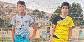در پایان دوره تست استعداد یابی آکادمی فوتبال کیا ، دو بازیکن نونهال مریوانی در لیست نهایی این باشگاه قرار گرفتند.