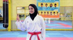 نگین آلتونی قهرمان کاراته آسیا در گفتوگویی از روش بدست آوردن افتخاراتش سخن گفته است.