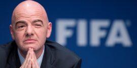اینفانتینو رییس فدراسیون بین المللی فوتبال فیفا تاکید کرد کرونا تاثیری روی جام جهانی نخواهد داشت و این رقابت ها در قطر با حضور تماشاگر برگزار می شود.