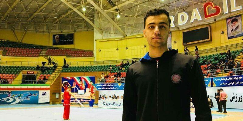 فاتح حیدریان ووشوکار کردستانی در رقابت های مجازی ووشو قهرمانی رده های مختلف کشور مقام اول رشته تالو را بدست آورد.