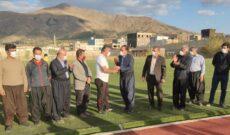 با برگزاری مسابقه پایانی جام حذفی فوتبال کردستان، تیم هیات فوتبال بانه جام قهرمانی این رقابت ها را بالای سر برد.
