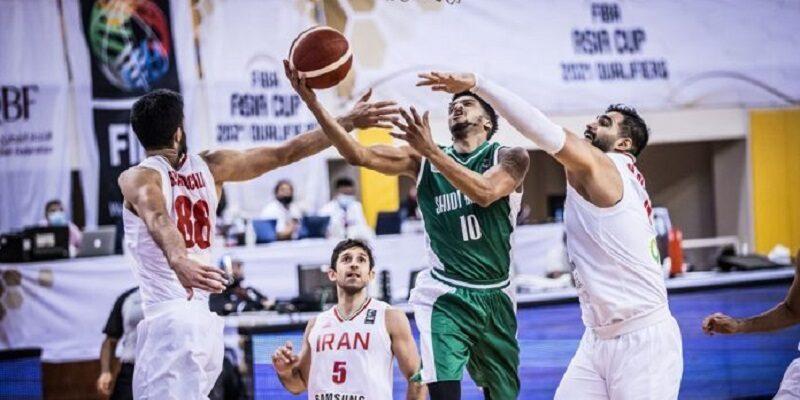 تیم ملی بسکتبال ایران کار خود را در مسابقات انتخابی کاپ آسیا با یک برد دلگرم کننده برابر عربستان و تحت هدایت سرمربی کرمانشاهی آغاز کرد.